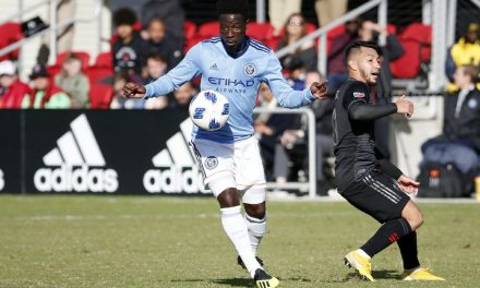 ROAD KILL: United blasts slumping NYCFC, 3-1
