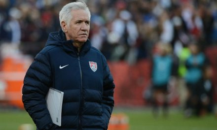 HIS NEXT CHALLENGE: Ex-U.S. head women's coach Sermanni will try to guide New Zealand to Women's World Cup