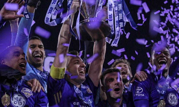 SPENCER'S GIFT: Forward's goal lifts Louisville to 2nd USL Cup title in a row
