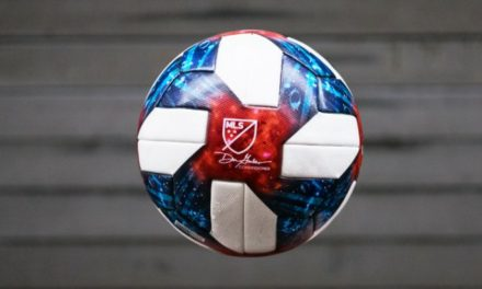 HAVING A BALL: MLS unveils 2019 match ball