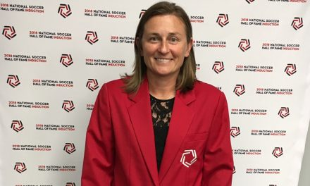 WINNING CAN'T BE THE END-ALL: Hall of Famer Milbrett: U.S. youth soccer should worry about developing talent, not winning games