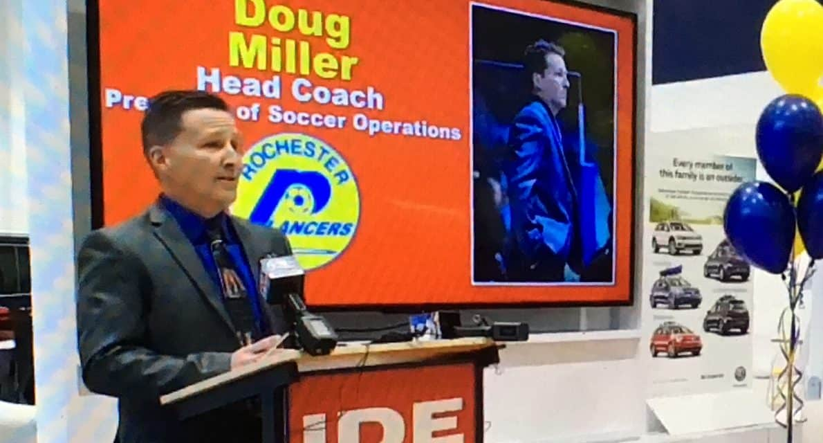 VIDEO ANNOUNCEMENT: Lancers unveil coaching staff, team captains