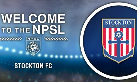 WELCOME TO THE CLUB: Stockton Football Club joins the NPSL as a 2019 expansion team