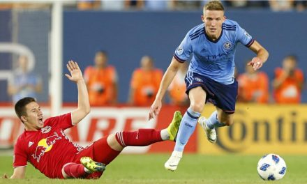 BRING IT ON: Ring likes NYCFC's momentum entering the 1st leg vs. Atlanta