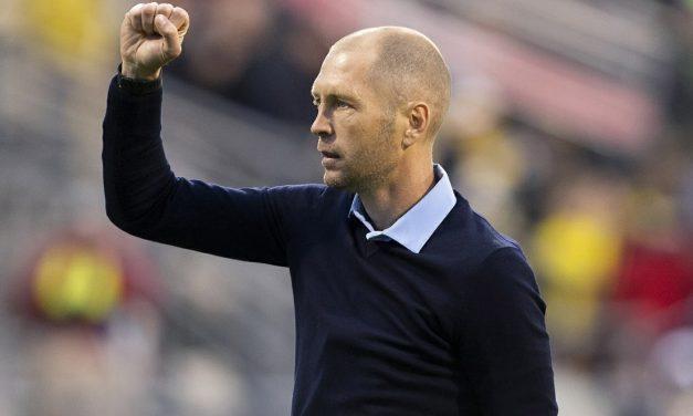 THE NEXT BOSS?: Report: Berhalter will be named U.S. men's national coach