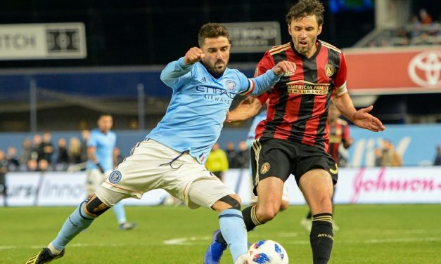 LAYING 2 BIG GOOSE EGGS: NYCFC doesn't put a shot on target in a rare home shutout