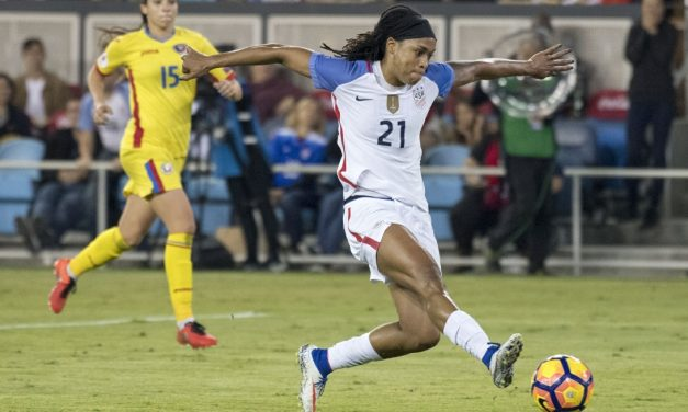 REACHING A MAJOR MILESTONE: U.S. women stop Portugal, 1-0, to record victory No. 500