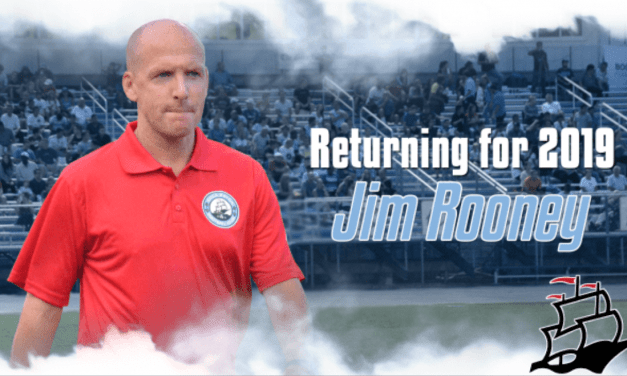 HE'LL BE BACK: Rooney to return as Boca Raton FC coach