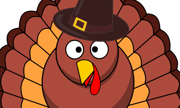 HAPPY TURKEY DAY: From the staff of FrontRowSoccer.com