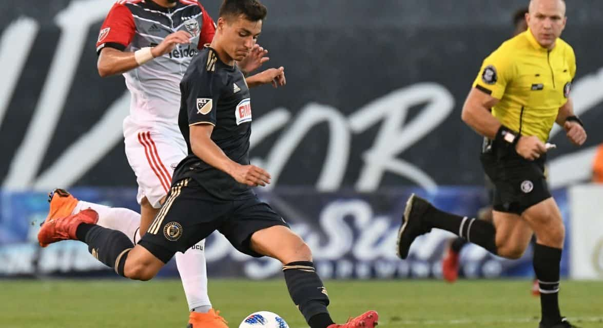 IN TRIPLICATE: Fontana's hat-trick boosts USA at U-20 qualifying