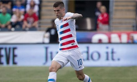 STOPPED IN STOPPAGE TIME: Late goal lifts Italy over U.S. men; Pulisic becomes youngest USA captain