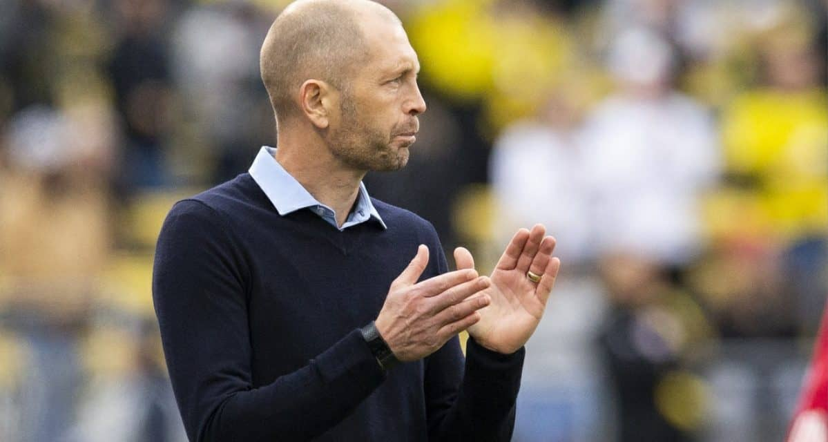 GOODBYE, COLUMBUS?: Berhalter isn't saying with U.S. national job as a possibly looming