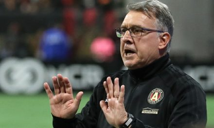 AND YOU CAN QUOTE HIM: Tata Martino's press conference