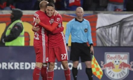 PLAYOFF HEROES: Just where does Royer's brace and then some stack up in Red Bulls' history?