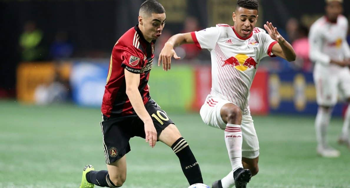 NEEDING A MIRACLE: If Red Bulls reach MLS Cup they will do it by an historic comeback