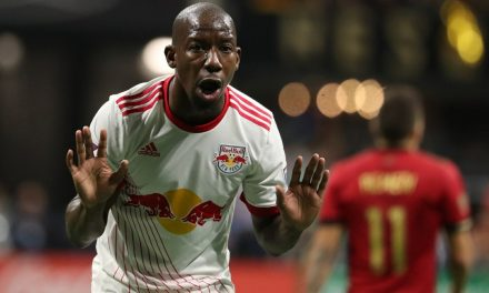 OFFSIDE REMARKS: The Red Bulls not using their high-pressure tactics to open the game was mind-boggling