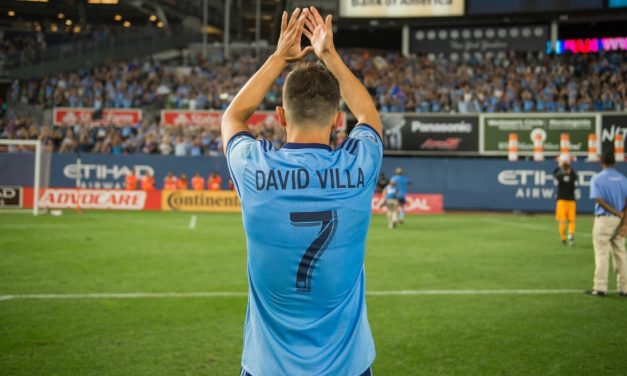 IN HIS OWN WORDS: David Villa explains why he is leaving NYCFC