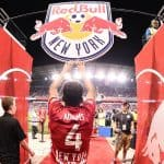 LEAPING TO LEIPZIG: Red Bulls' Adams to join sister club in Germany