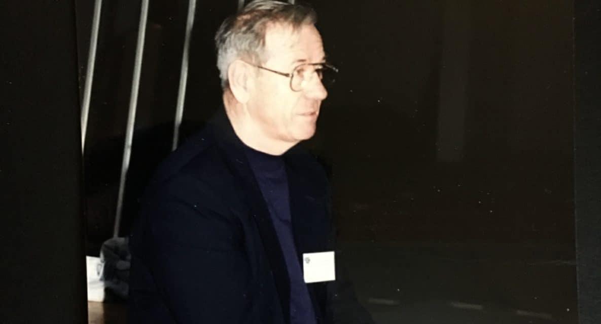 FUNERAL DETAILS: For former LIJSL president Peter Collins