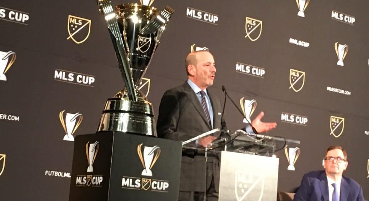 IT AIN'T DEAD YET: Garber says MLS SuperDraft still has value to many players