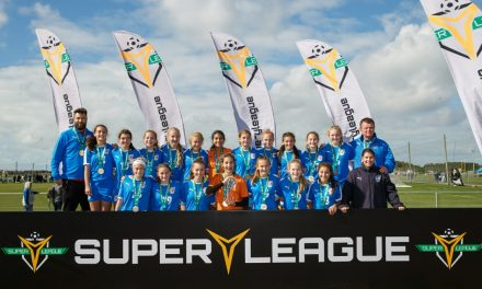 THEY'RE SUPER-CHAMPIONS: 2 Internationals SC teams win Super Y national titles