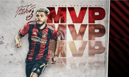 BACK FOR MUCH, MUCH MORE: MLS MVP Martinez signs 5-year extenstion with Atlanta
