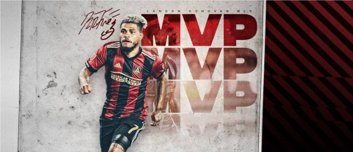 BEST OF THE BEST: Martinez named MLS MVP in a landslide; BWP sixth