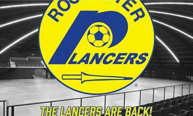 BACK WHERE THEY BELONG: Lancers return to MASL first division