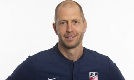 A HANDS-ON MAN: Berhalter was involved in two of the most controversial hand ball calls in U.S. soccer history