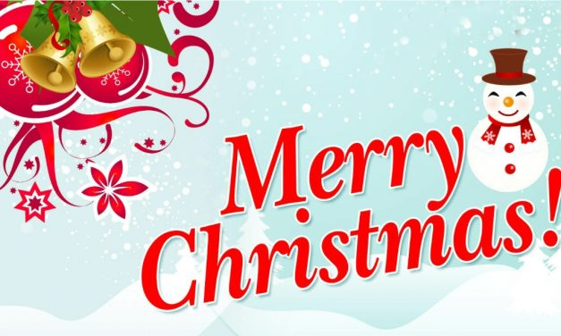 MERRY CHRISTMAS: From the staff of FrontRowSoccer