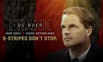 GOING DUTCH: Atlanta hire Frank de Boer as head coach