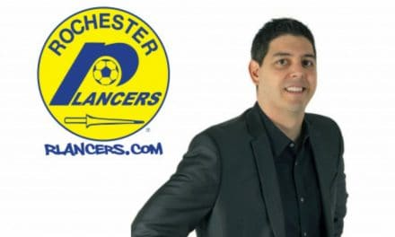 GETTING THE MESSAGE OUT: Lancers name ex-D&C writer DiVeronica as communications director