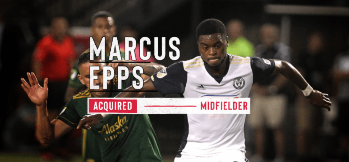 WAIVING HELLO: Red Bulls get Epps in waiver draft