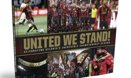 NOW, THAT WAS FAST: Commemorative book about Atlanta's MLS Cup triumph
