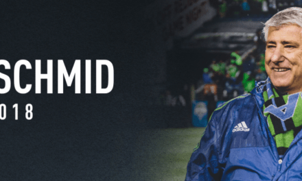 REMEMBERING A GREAT: Tributes pour in for Sigi Schmid