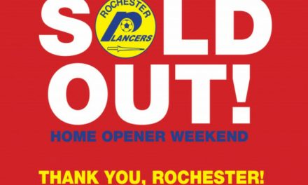 NO ROOM AT THE INN: Lancers opening weekend games are sold out