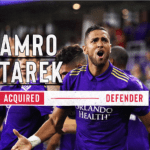 IT BALANCES OUT: After losing defender Ndam in expansion draft, Red Bulls deal for another in Tarek