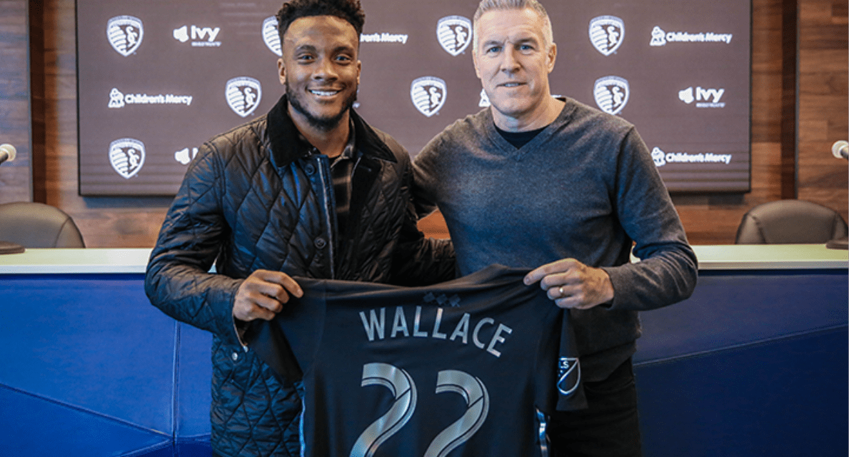 NEW TEAM, NEW CHALLENGE: Ex-NYCFC Wallace signs with KC