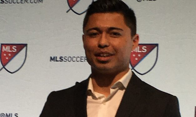 IT WAS WORTH THE WAIT: NYCFC's top choice waited 4 years to become a GK, but didn't have to wait as long to be drafted