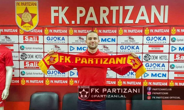 A DILLY OF AN OPPORTUNITY: Ex-FC Motown star Duka signs with FK Partizani