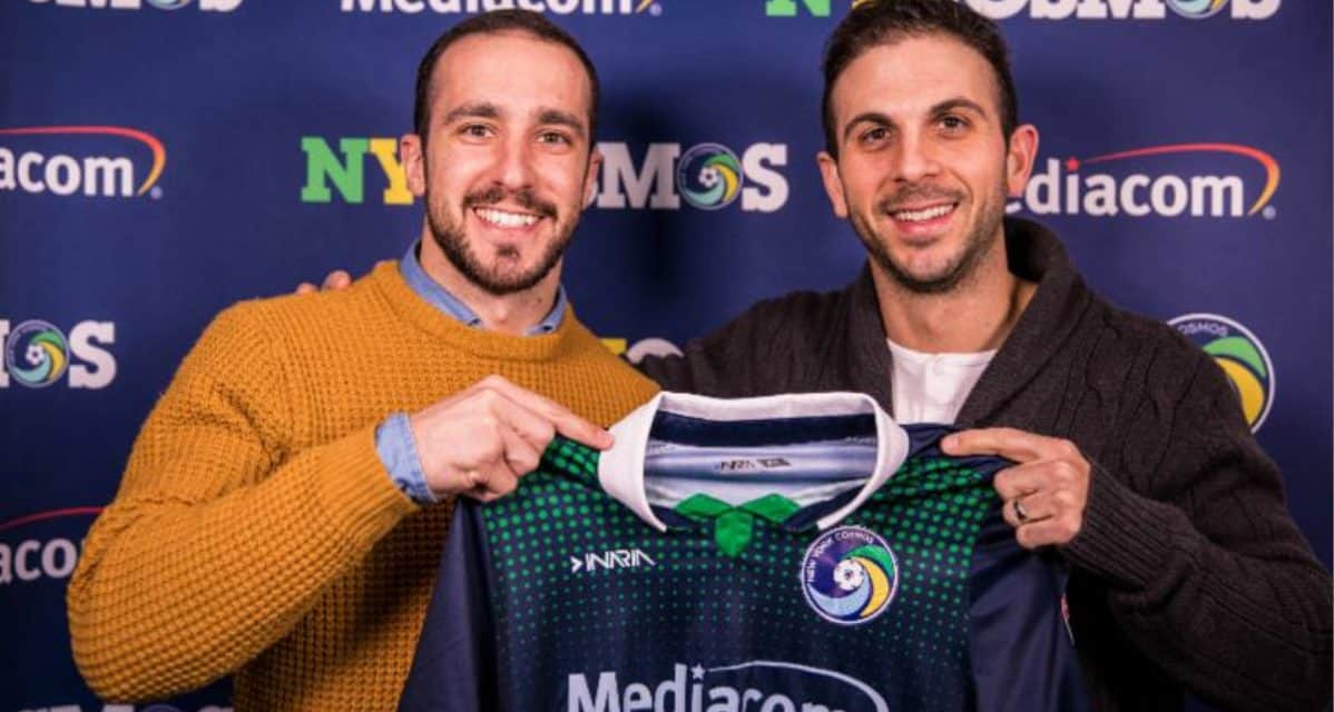 FOR THE DEFENSE: Cosmos sign NASL, USL veteran Galvão