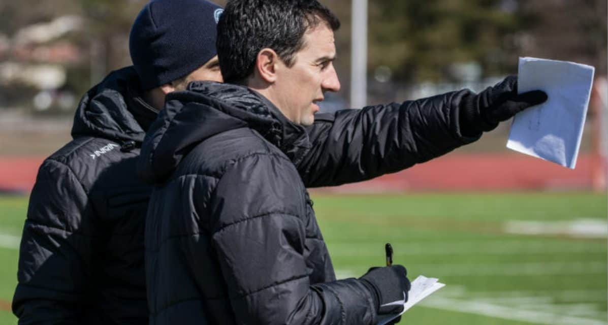 TOP LIEUTENANT: Gutierrez returns as Cosmos assistant coach