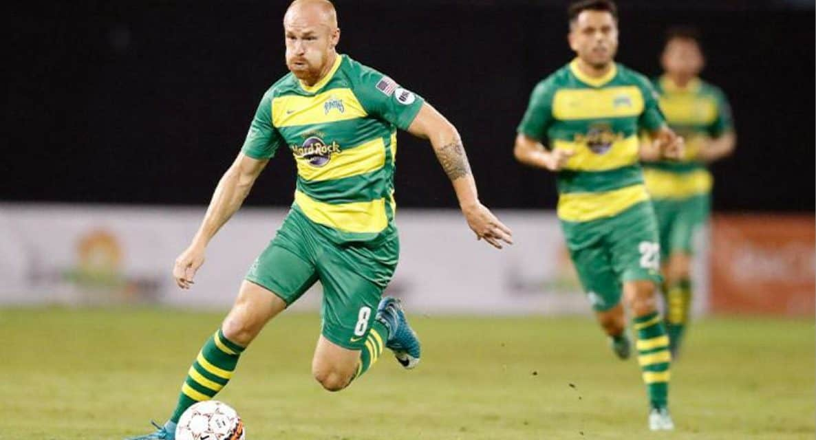 BULKING UP: Cosmos sign veteran forward Graf