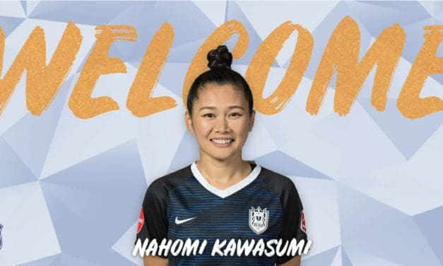 ADDING NAHO: Sky Blue FC acquires Japanese international Kawasumi from Seattle