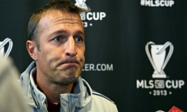 BACK IN THE GAME: Kreis joins Inter Miami's technical department