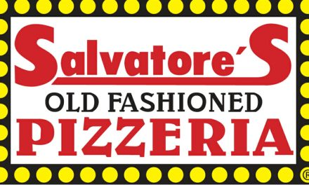 UP WITH THE BIG BOYS: Salvatore's Old Fashioned Pizza ranked 80th in the USA