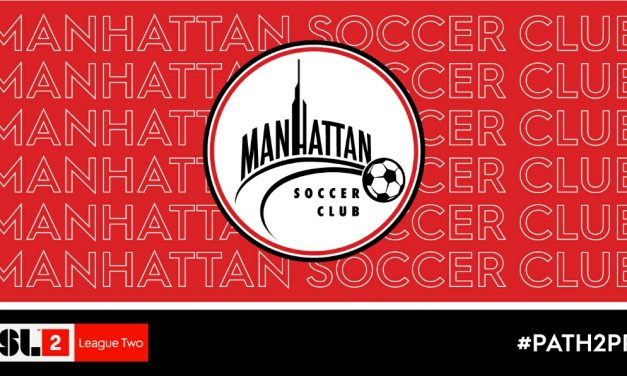 NEW YORK, NEW YORK: Manhattan SC to participate in USL League Two this year