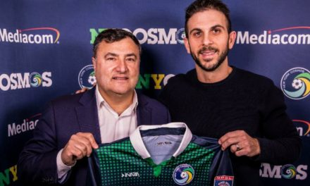 HE'LL BE IN CHARGE AGAIN: Mendes to coach Cosmos B, Cosmos in NPSL Founders Cup,
