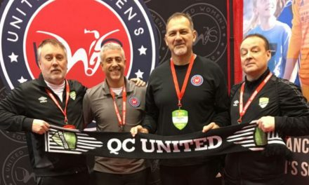 WELCOME TO THE GREAT WHITE NORTH: Queens City United 2nd UWS team to play in Canada