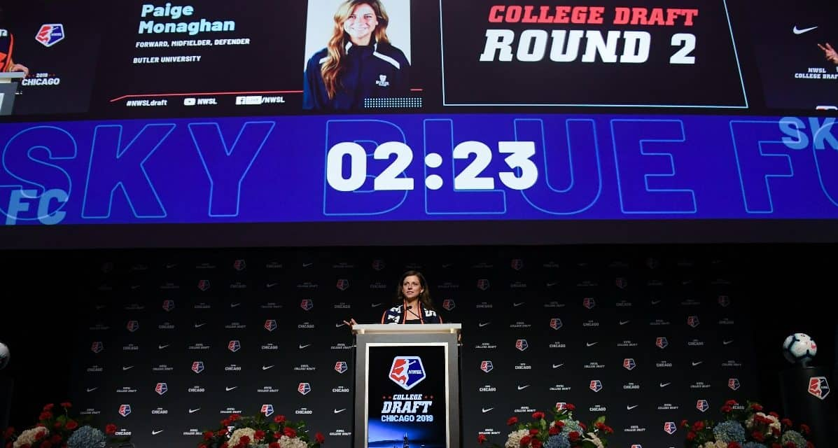 ELITE EIGHT: Sky Blue picks 8 players in NWSL college draft